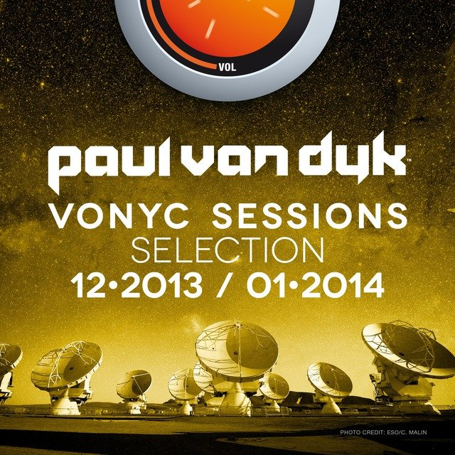 VONYC Sessions Selection 2013-12 / 2014-01