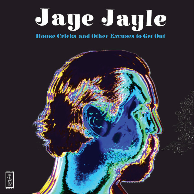 Cover art for album House Cricks and Other Excuses to Get Out by Jaye Jayle