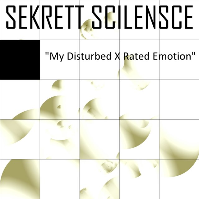 My Disturbed X-Rated Emotion (M.D.X.R.E.)