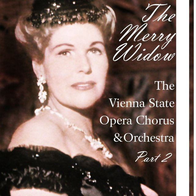 Lehár: The Merry Widow, Vol. 2