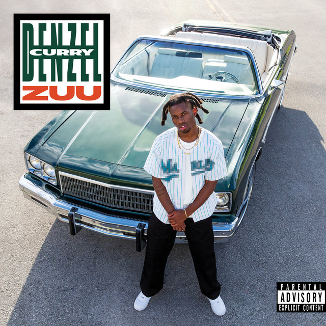 Cover art for album ZUU by Denzel Curry