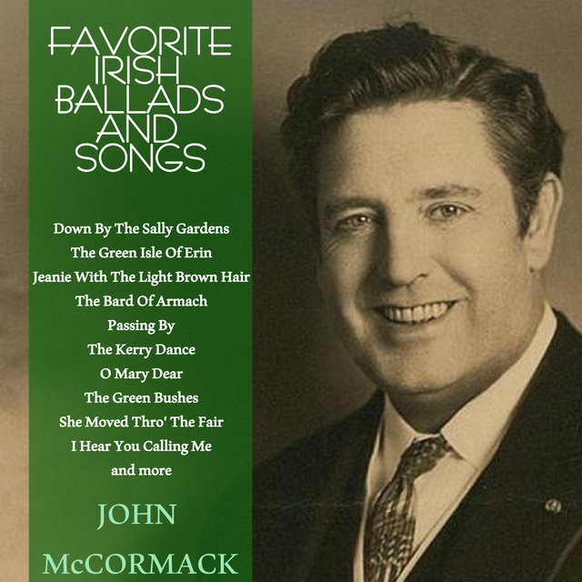 Favourite Irish Ballads & Songs
