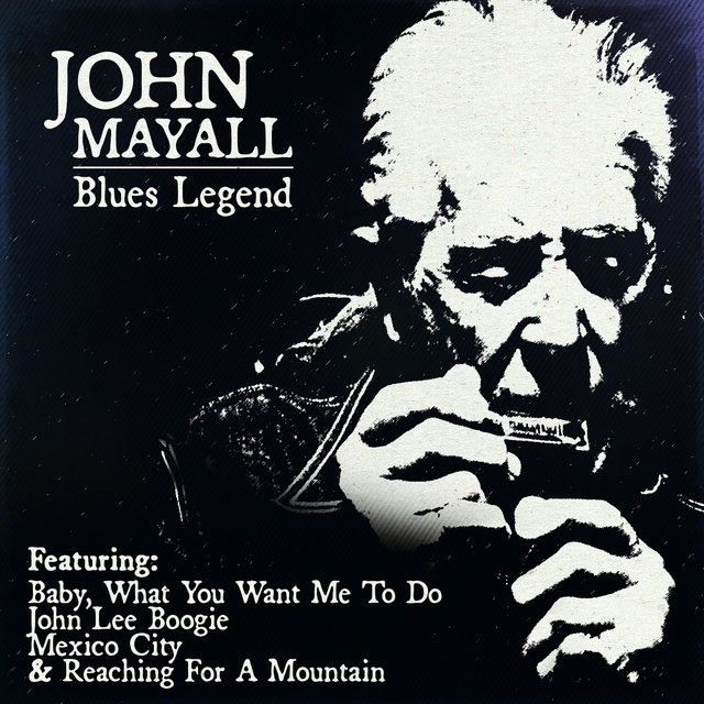 Blues Legend John Mayall