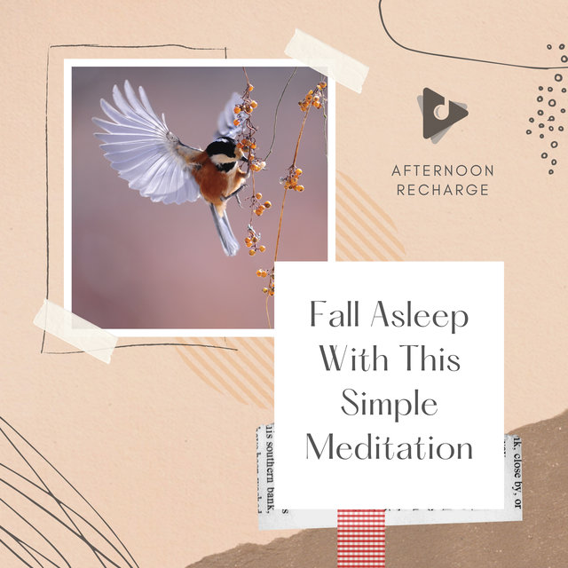 Fall Asleep With This Simple Meditation