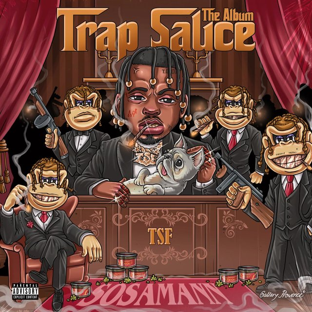 Trap Sauce : The Album