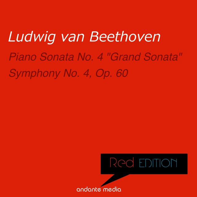 Red Edition - Beethoven: Piano Sonata No. 4