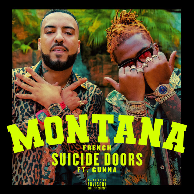 Cover art for album  by French Montana, Gunna