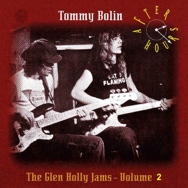 After Hours: The Glen Holly Jams, Vol. 2