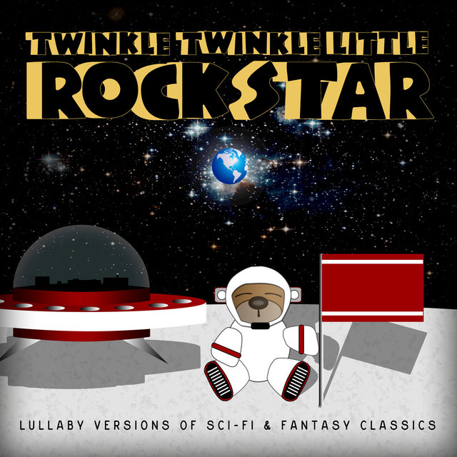 Sci Fi Lullaby-Lullaby Versions of Sci Fi & Fantasy Classics