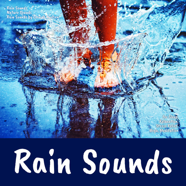 Rain Sounds for Sleep, Relaxation, Stress Relief, Yoga, Meditation