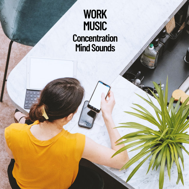 Work Music: Concentration Mind Sounds