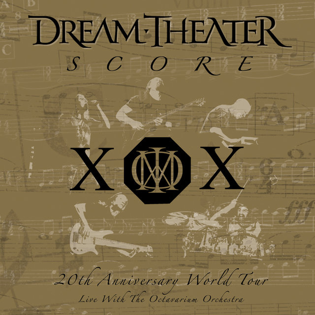 Score: 20th Anniversary World Tour Live with the Octavarium Orchestra [w/Interactive Booklet]