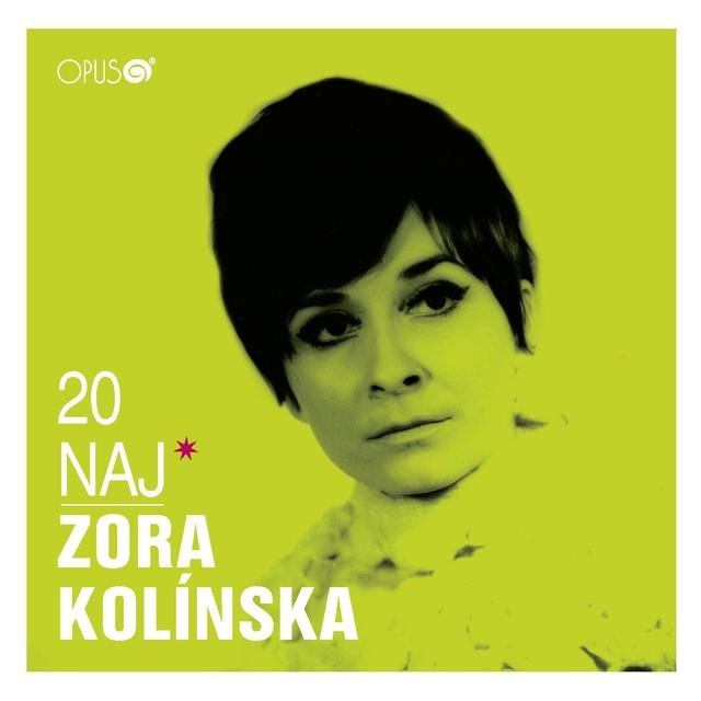 Cover art for album  by Zora Kolínska
