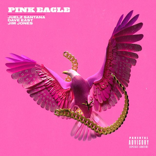 Pink Eagle (feat. Dave East, Jim Jones)