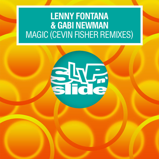Magic (Cevin Fisher Remixes)