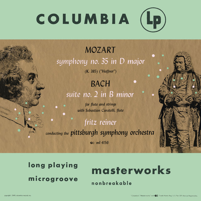 Reiner Conducts Mozart & Bach