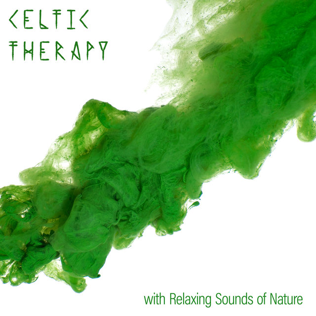 Celtic Therapy with Relaxing Sounds of Nature