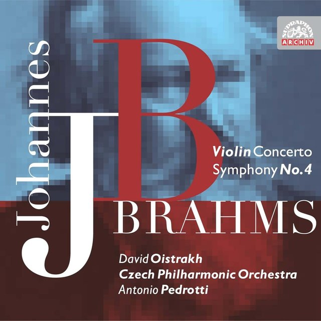 Brahms: Violin Concerto in D Major, Symphony No. 4 in E minor