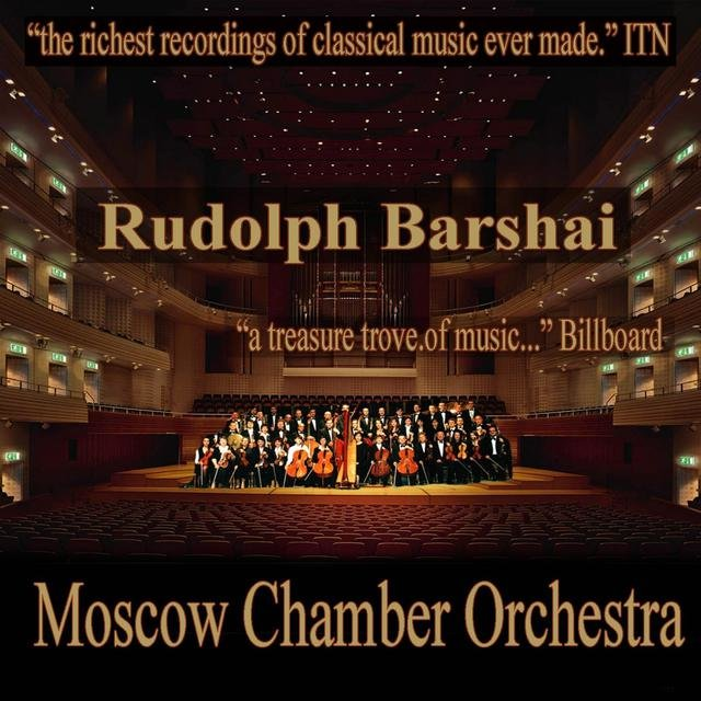 Rudolf Barshai - Moscow Chamber Orchestra