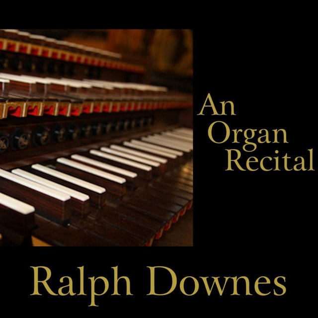 An Organ Recital