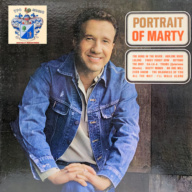 Portrait of Marty