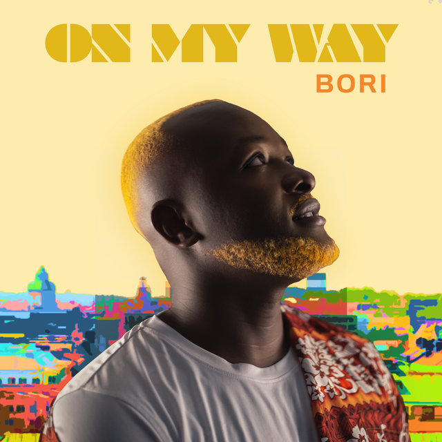 Cover art for album  by Bori