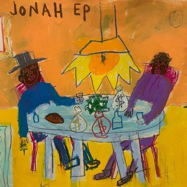 Cover art for album Jonah by Tez Pariah, Zoink$
