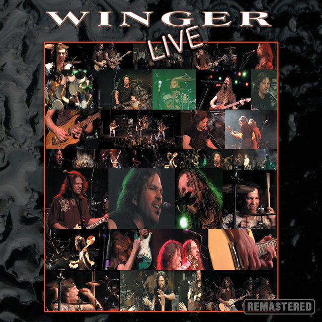 Winger Live (Remastered)