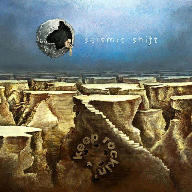 Cover art for album Seismic Shift by Keep Rockin'