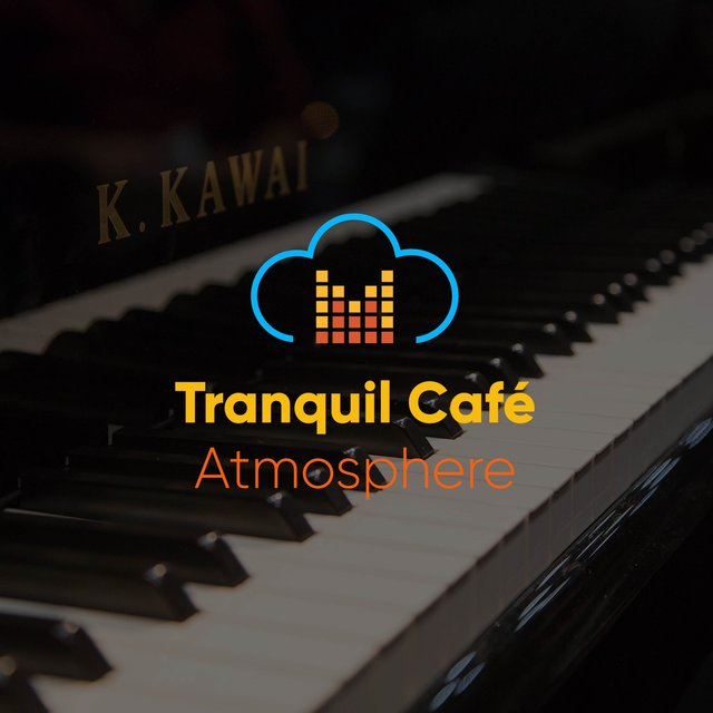 Tranquil Café Piano Atmosphere