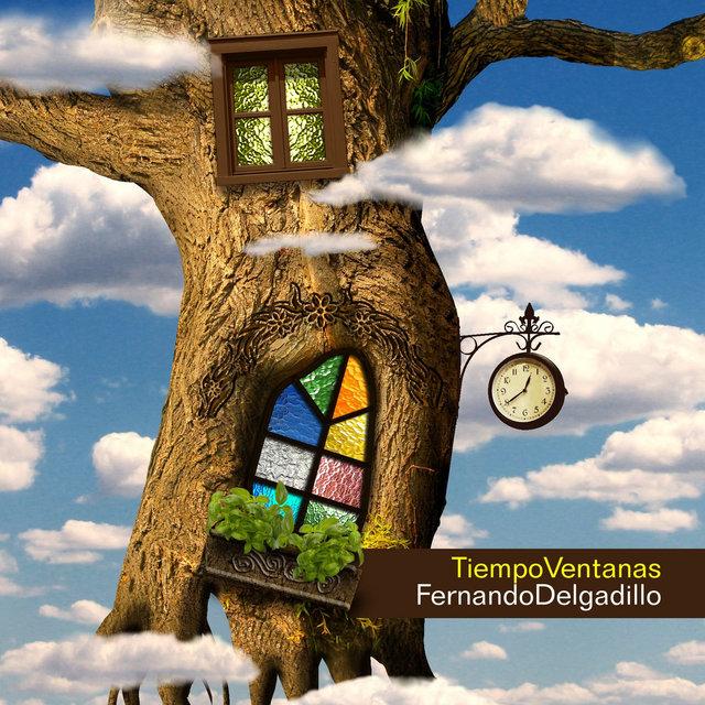 Cover art for album Tiempo Ventanas by Fernando Delgadillo