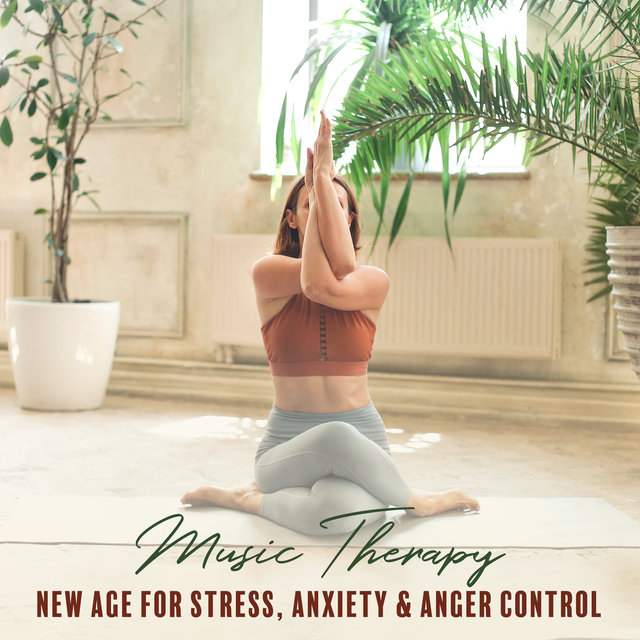 Music Therapy (New Age for Stress, Anxiety & Anger Control)