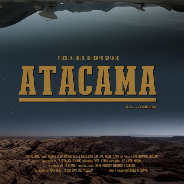 Atacama (Original Motion Picture Soundtrack)