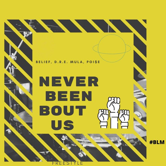 Never Been Bout Us (Freestyle) [feat. Poi$e & D.R.E. Mula]