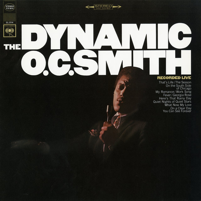 The Dynamic O.C. Smith - Recorded Live