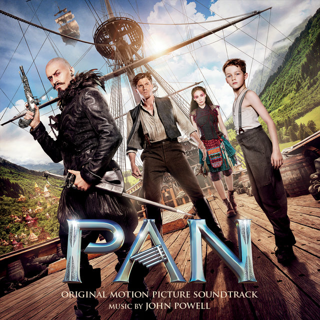 Pan (Original Motion Picture Soundtrack)