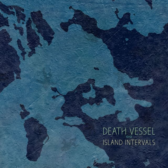 Cover art for album Island Intervals by Death Vessel