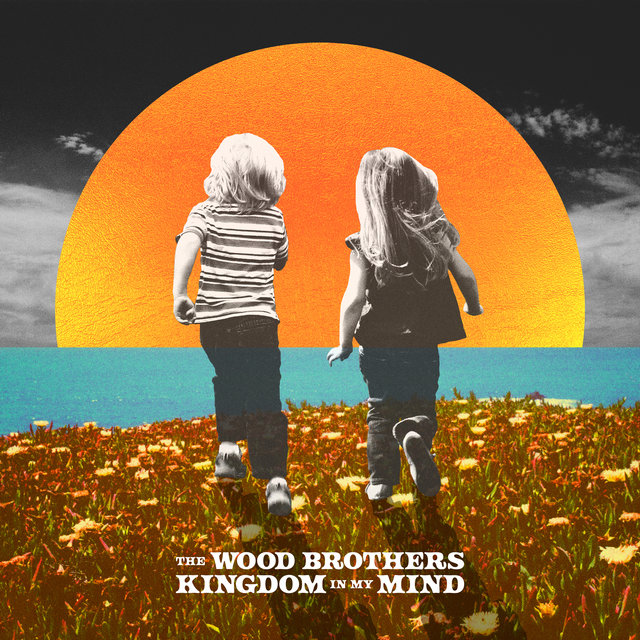 Cover art for album Kingdom in My Mind by The Wood Brothers