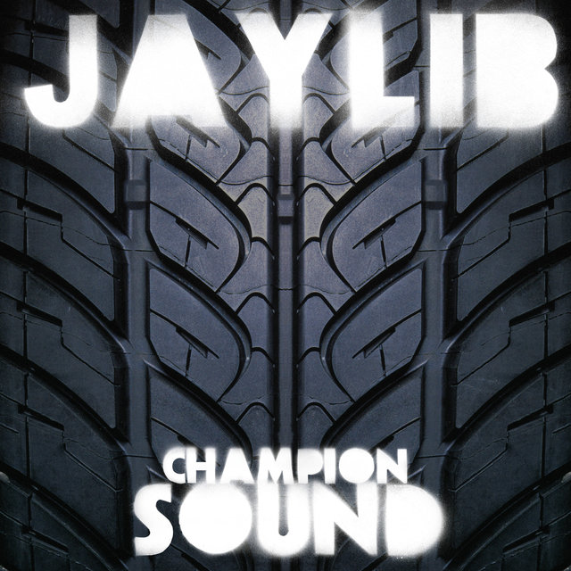 Cover art for album Champion Sound by Jaylib, Madlib, J Dilla