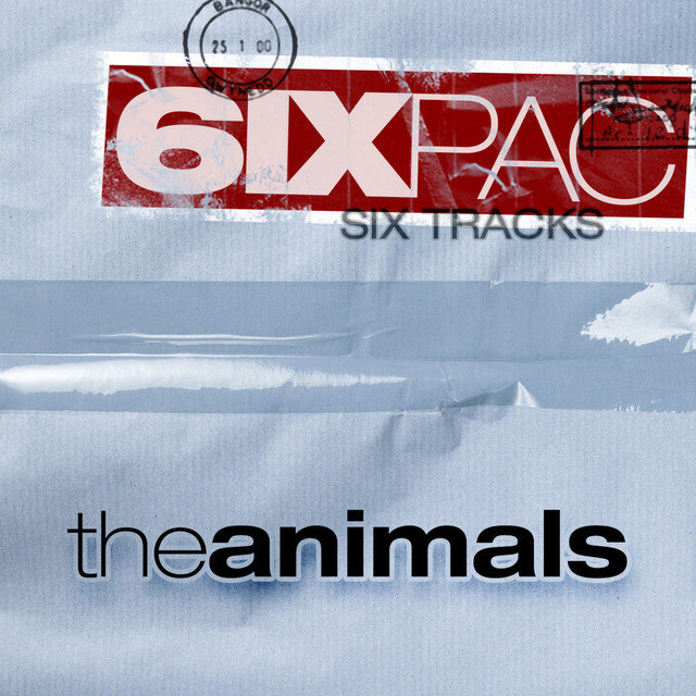 Six Pack: The Animals - EP