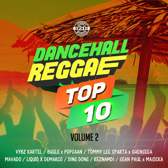 Dancehall Reggae Top 10, Vol. 2