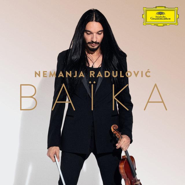 Cover art for album  by Nemanja Radulovic, Borusan Istanbul Philharmonic Orchestra, Sascha Goetzel