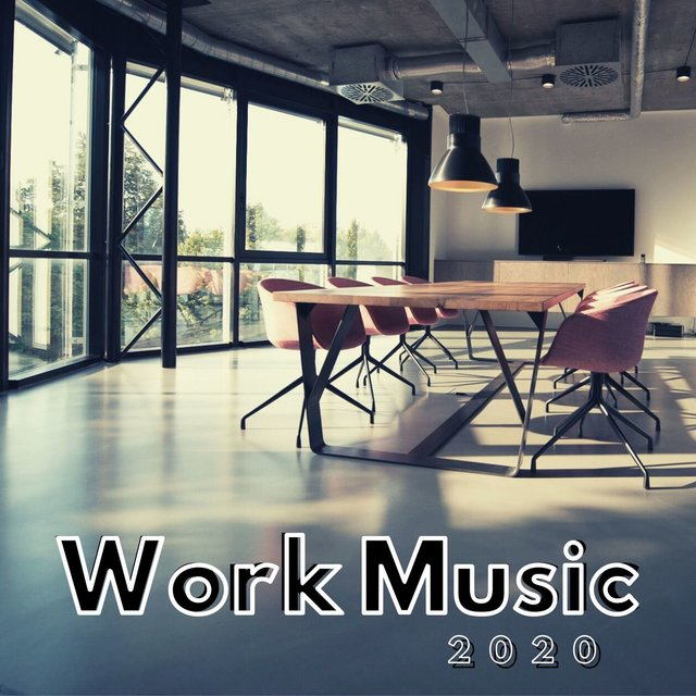 Work Music 2020: Relaxing Ambient Piano Music, Soft Sounds for Focus & Concentration, Calm the Mind