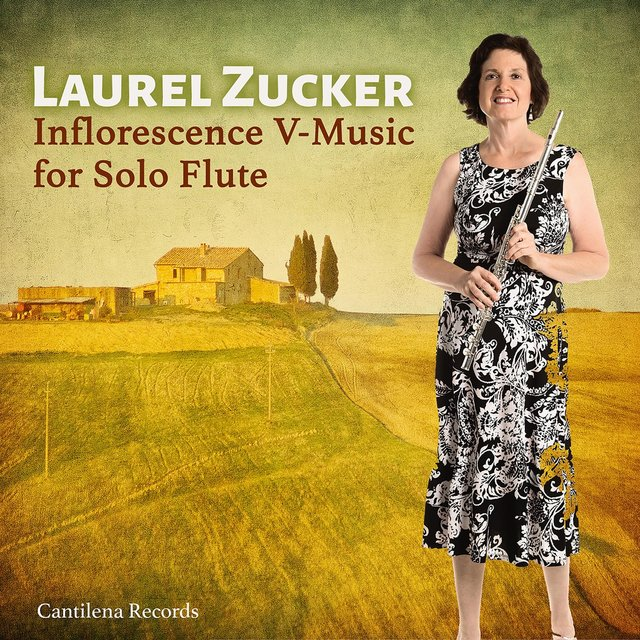 Inflorescence V-Music for Solo Flute