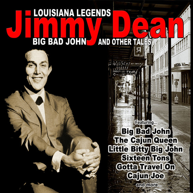 Louisianna Legends: Big Bad John and Other Tales