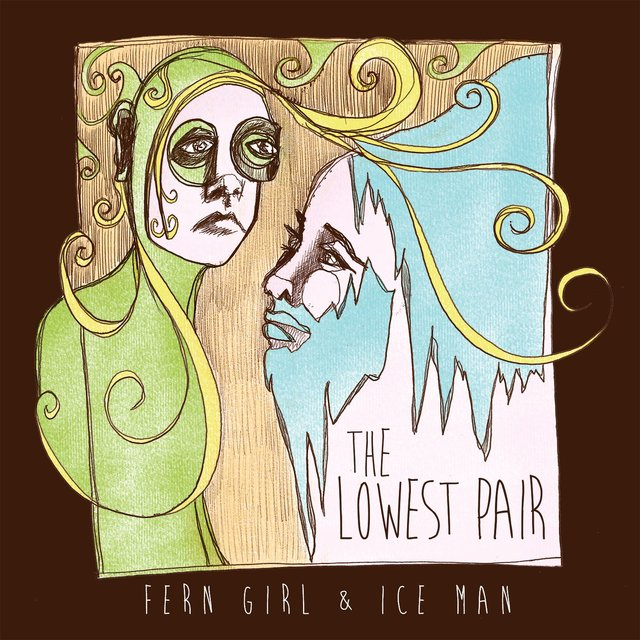 Fern Girl and Ice Man