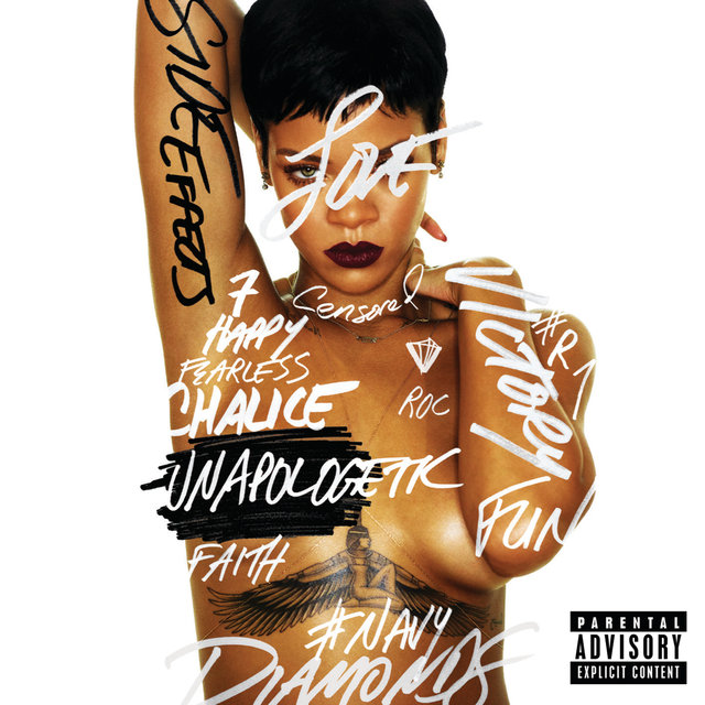 Unapologetic (Deluxe Explicit Version)