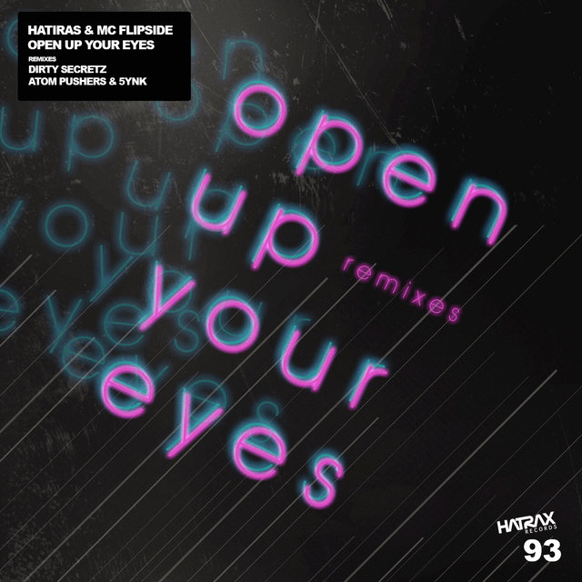 Open up Your Eyes Remixes