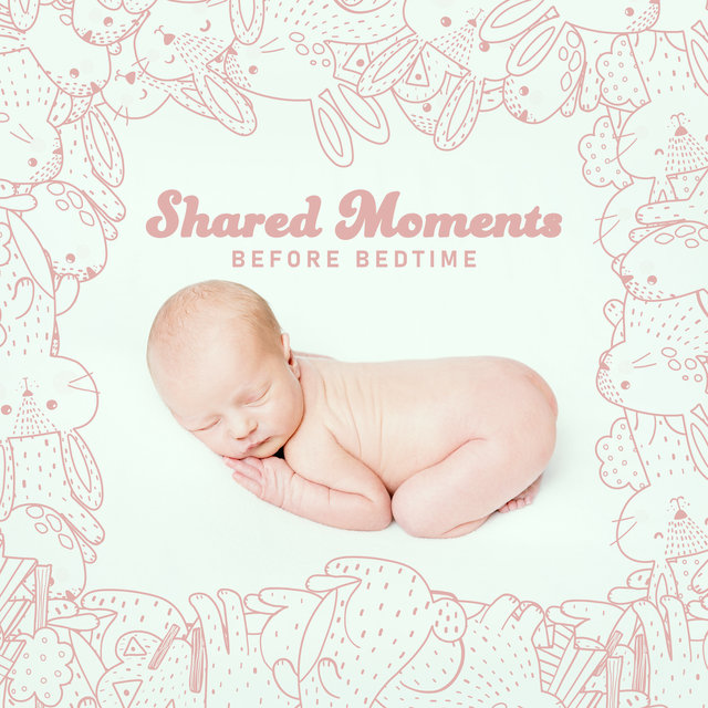 Shared Moments Before Bedtime – New Age Music Therapy for Baby Sleep