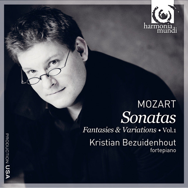 Mozart: Keyboard Music Vol. 1